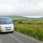 Bus Touring Ireland & Green Irish Hills
