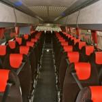 Large Touring Bus Ireland