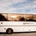 Luxury Irish Touring Coach Exterior