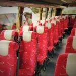 Touring Coach Interior
