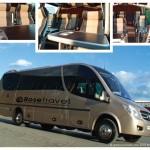 Luxury Touring Mini Bus