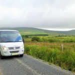 Bus Touring Ireland & Green Irish Hills