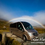 Touring Bus on the Ring of Kerry