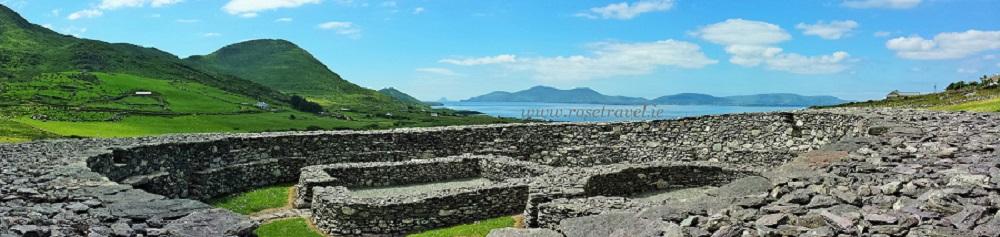 Cathair an Lóthair - Loher Ring Fort, Waterville, Kerry (www.rosetravel.ie)
